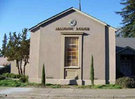 photo of the Masonic Lodge