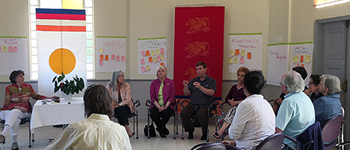 photo of the first Community Activate meeting