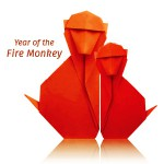 graphic for Year of the Fire Monkey: 2016