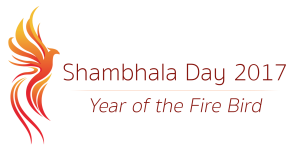 Shambhala Day 2017 Year of the Fire Bird graphic