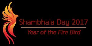 Shambhala Day 2017 Year of the Fire Bird graphic