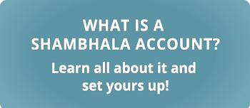 What-is Shambhala account? Button