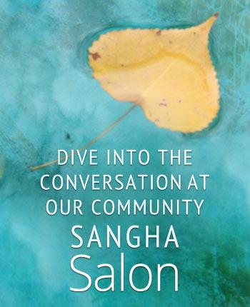 Santa Rosa Shambhala Community Sangha Salon image